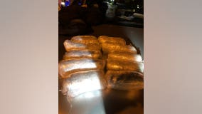 Goodyear Police: 20 lbs of meth seized during traffic stop along the I-10