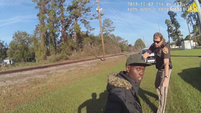 Video: Georgia officer tried to stun Ahmaud Arbery in 2017