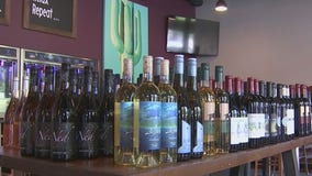 Arizona wine bar lets customers buy a bottle for first responders