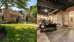 Maryland mansion with unique replica town in basement listed for $4.5M