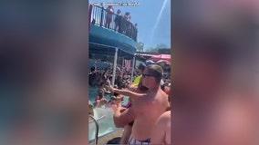 Pool party draws crowd to Ozarks bar in Missouri