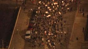 Over 100 people arrested following third night of downtown Phoenix protests