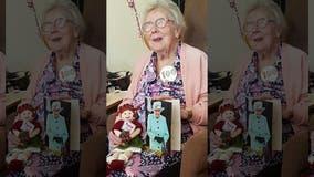 Great-great-grandmother, 100, beats coronavirus: 'She's our little boomerang'