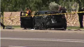 PD: Carjacking in Tempe leads to crash in Mesa, suspect in custody