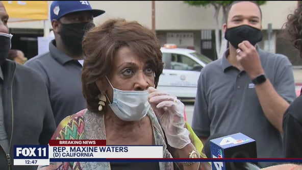 Rep. Maxine Waters, Janelle Monae react to ex-Minneapolis police officer's arrest