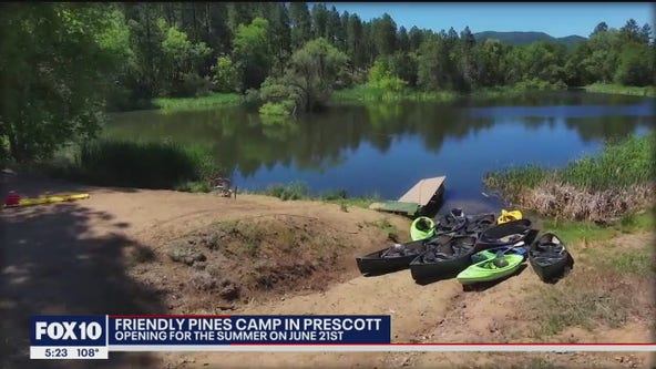 Friendly Pines Camp to open in Prescott