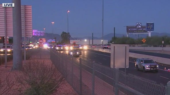 At least one person dead in I-17 accident