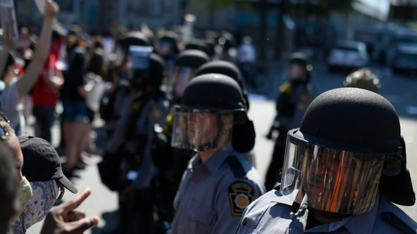 Trump calls for 'law & order' in Philadelphia amid riots, looting