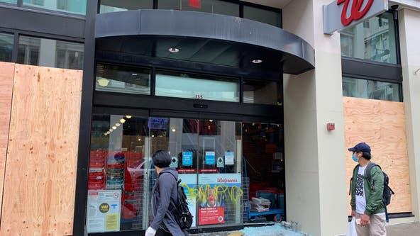 Looters unleash havoc across Bay Area