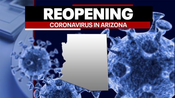 All Arizona counties meet benchmarks for safely reopening businesses