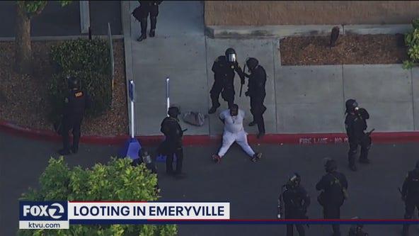 Mayhem grips Bay Area