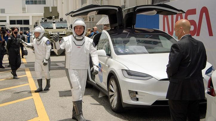 NASA, SpaceX hope to end 9-year spaceflight gap...
