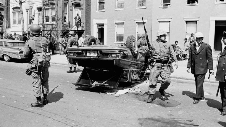 1968 Washington Riots