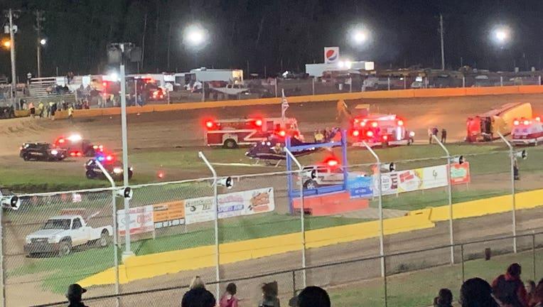 Speedway Medics Photo