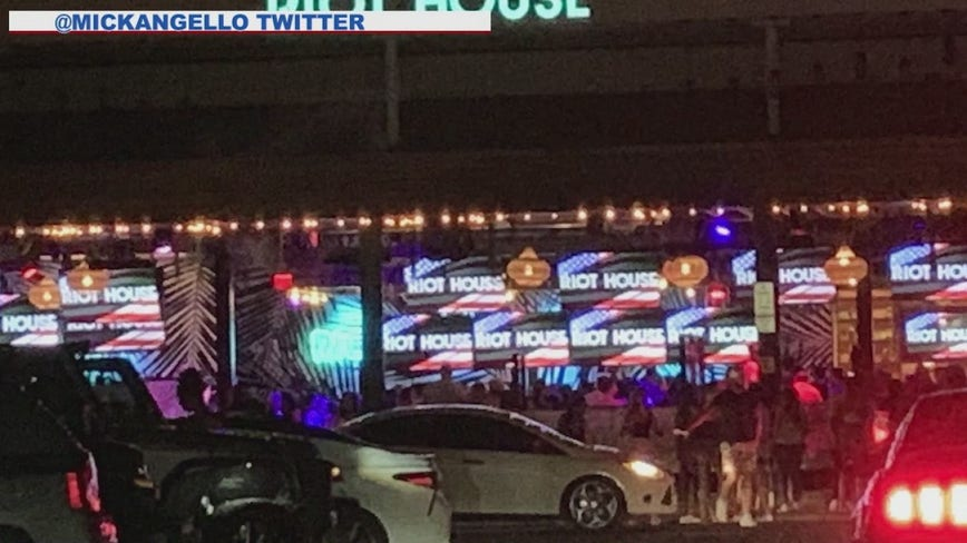 Scottsdale Mayor reacts to large gatherings at bars, restaurants during Memorial Day weekend