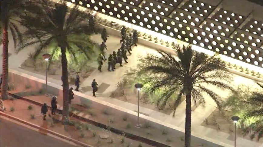Unlawful assembly declared in Scottsdale amid unrest at Fashion Square