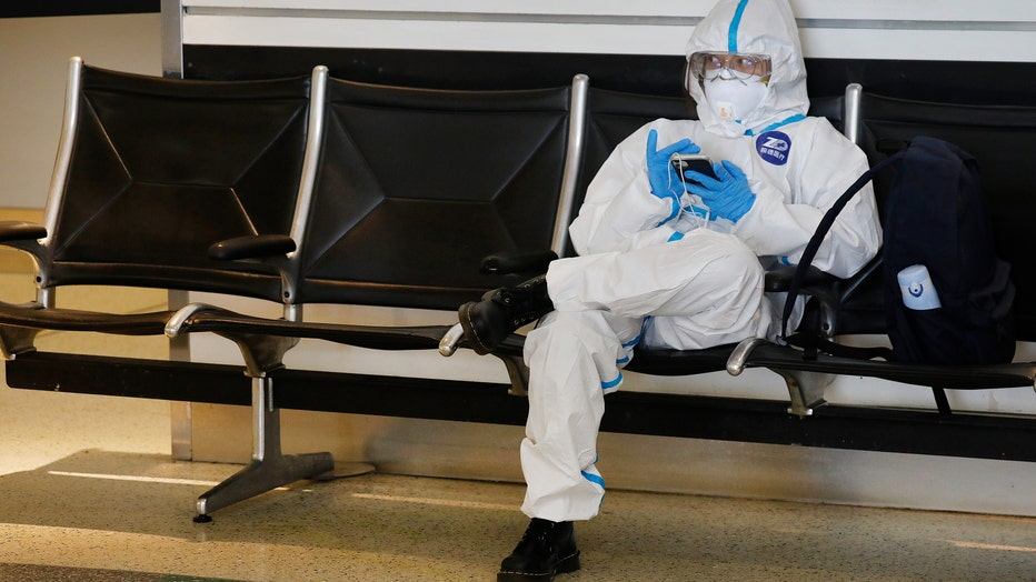 Los Angeles International Airport is now requiring travelers to wear face covering to help keep fellow passengers and crew safe by limiting the spread of the coronavirus Covid-19.