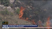 Sawtooth Fire burns 24,000 acres of land, now 42% contained
