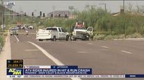 PD: ATV driver critically injured in north Phoenix hit-and-run