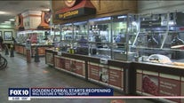 "'No-touch buffet"" for Golden Corral as it gets reasy to reopen"