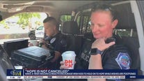 Make-A-Wish Arizona, Mesa PD encouraging kids to stay hopeful while wishes are postponed
