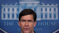 Defense Secretary Mark Esper breaks with Trump, opposes using military for protests