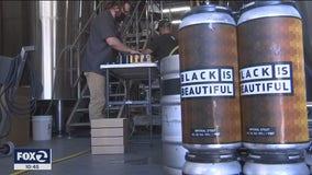 California 'Black is beautiful' beer inspires delicious dark brew and raises social awareness