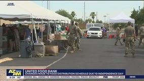 United Food Bank changes food distribution schedule