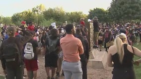 Protest continues as Arizona's curfew order expired