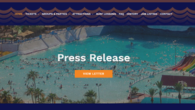 Big Surf Waterpark closing for 2020 season due to COVID-19 fears