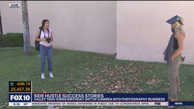 Valley teen turns birthday gift of camera into photography business