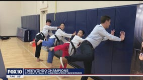 TyPad Sunday: Meet some of the best Taekwondo students in the country