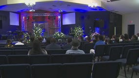 Friends, family and others gather to remember life of man killed in DPS trooper-involved shooting