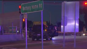 Pedestrian hit by vehicle near I-17 and Bethany Home Road