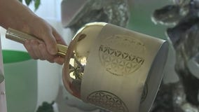 Community Cares: Valley woman uses sound for healing