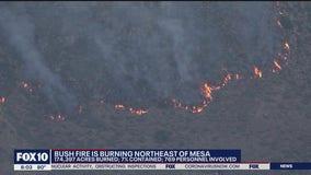 Bush Fire burns over 170,000 acres