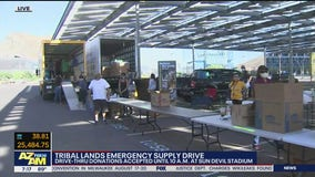 ASU hosting emergency supply drive to benefit residents on tribal lands amid COVID-19
