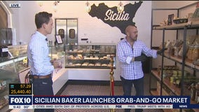 The Sicilian Baker launches grab-and-go market amid COVID-19