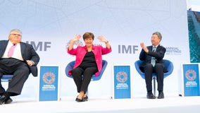 IMF downgrades outlook for global economy in face of virus
