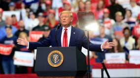 Attendees of President Trump's Tulsa rally must agree to a coronavirus liability waiver