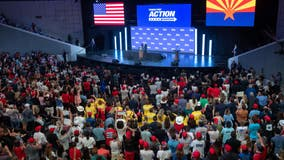 Phoenix church that hosted Trump rally issued cease-and-desist letter after claiming it was 99% COVID-free