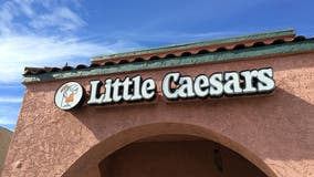 Little Caesars customers discover pizza with swastika made out of pepperoni; employees involved fired