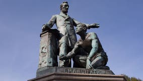 Activist suggests replacing DC's Emancipation Memorial with Harriet Tubman monument: 'Fair and equitable'