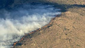 Interstate 17 southbound reopened near Cordes Lakes after Cordes Fire closed it for hours