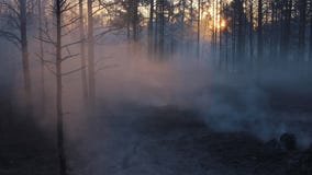Mangum Fire fully contained, burned over 71,000 acres