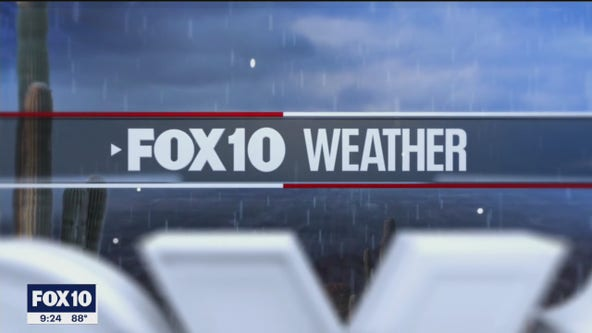 9 p.m. Weather Forecast 6/6/20