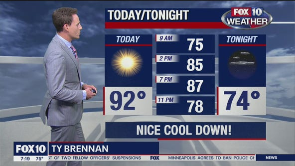 7 AM Weather - 6/6/20