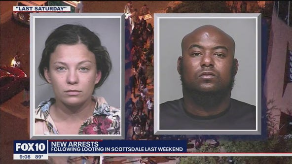 Mug shots released of additional May 30th Scottsdale looting arrests