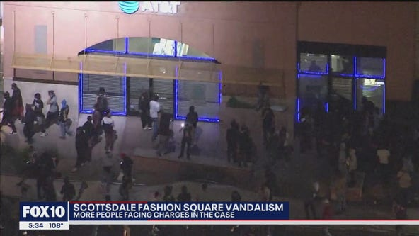 More arrests made following Scottsdale looting incident; YouTuber among those arrested