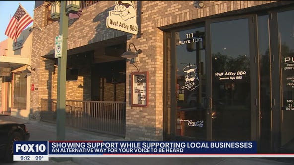 In light of George Floyd protests, more people are supporting black-owned businesses